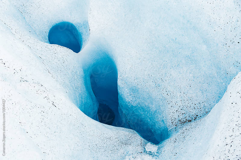Mendenhall Glacier, Juneau Alaska by Cameron Zegers for Stocksy United
