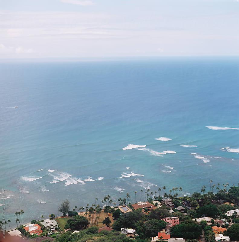 hawaii ocean landscape by wendy laurel for Stocksy United