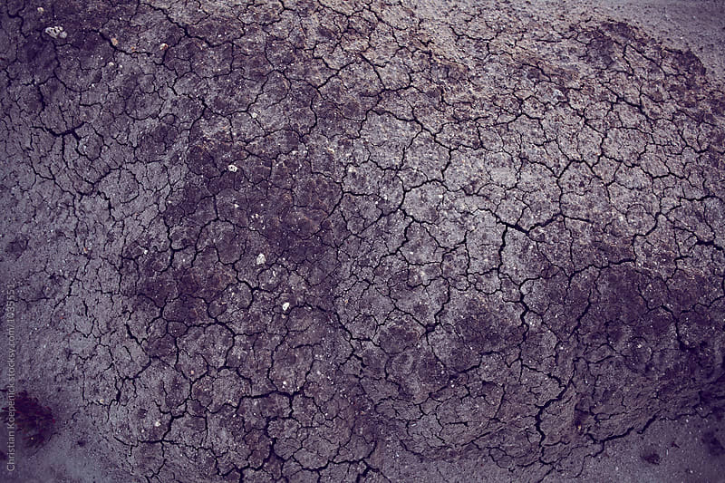 Earth texture by Christian Koepenick for Stocksy United