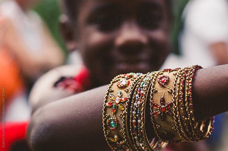 bracelets by Gabriel (Gabi) Bucataru for Stocksy United
