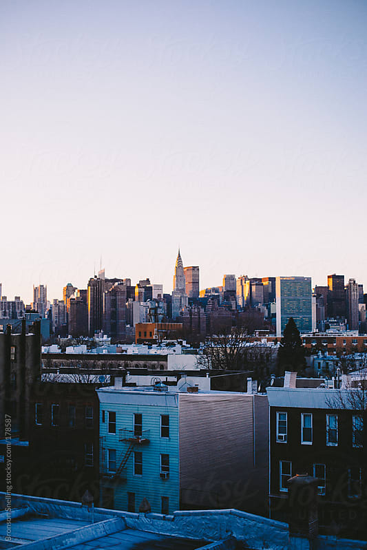 Rooftop Hoppin' by Bronson Snelling for Stocksy United