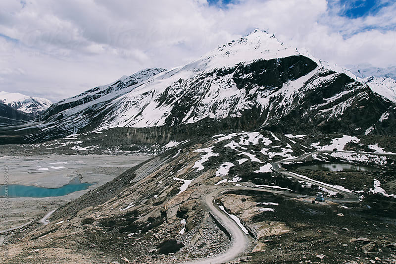 Ladakh, India by Daria Berkowska for Stocksy United