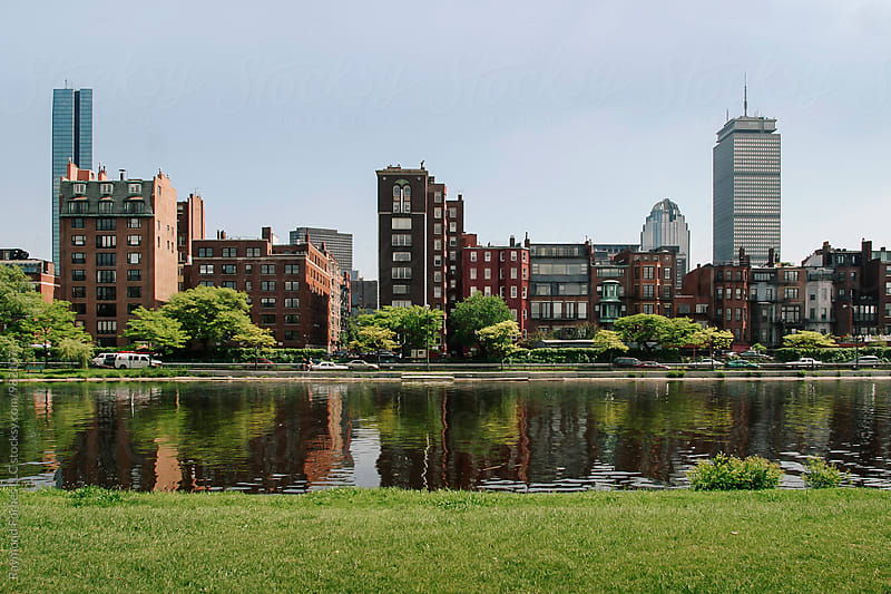 Back Bay Boston, Massachusetts by Raymond Forbes LLC for Stocksy United
