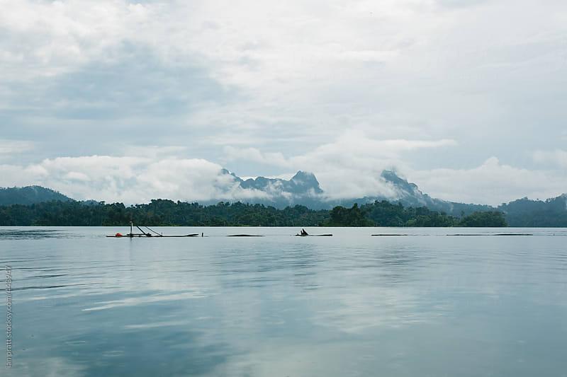 lake by Ian Pratt for Stocksy United