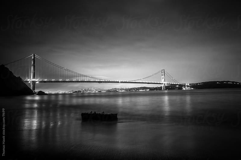 Golden Gate Bridge by Thomas Hawk for Stocksy United