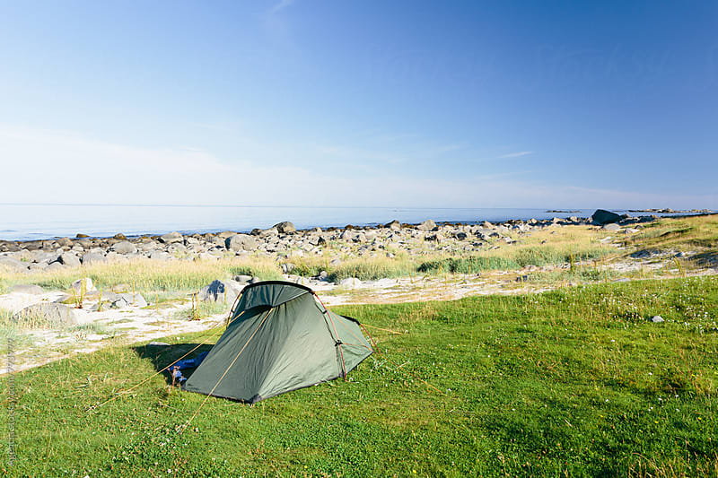 Wild Camping by Agencia for Stocksy United