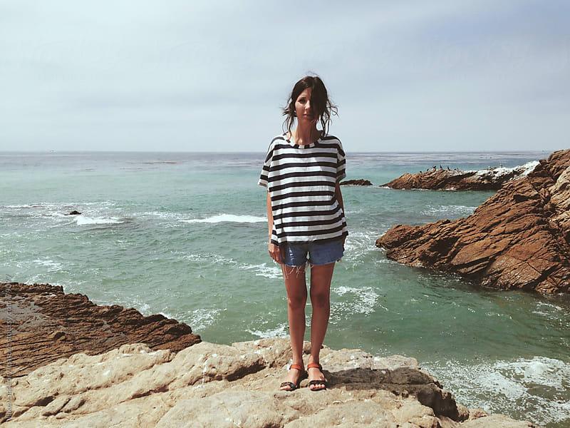 Ocean girl by luke + mallory leasure for Stocksy United