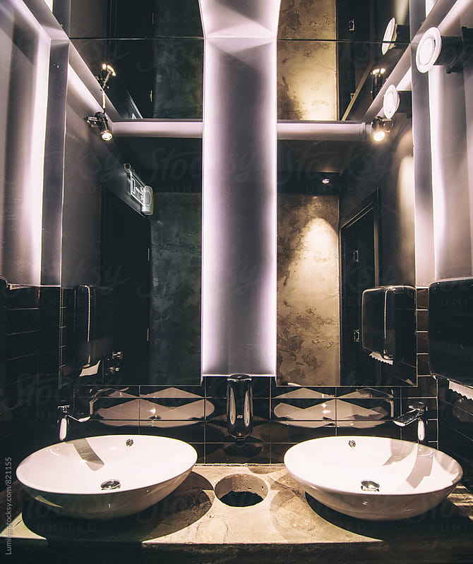 Restroom by Lumina for Stocksy United