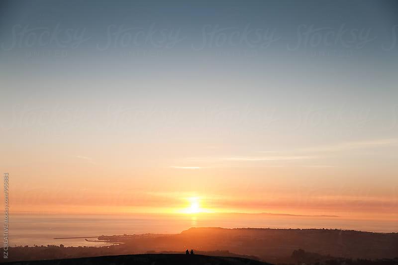 Calfornia sunset. by Robert Zaleski for Stocksy United
