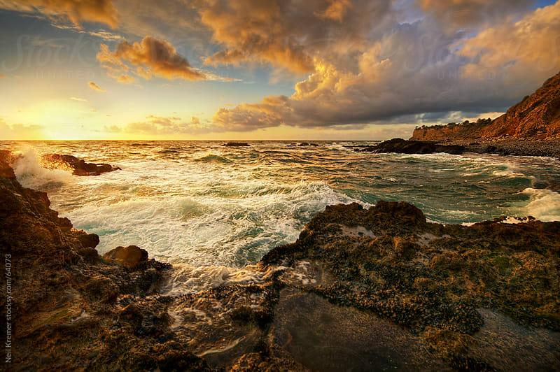 Classic Sunset by Neil Kremer for Stocksy United