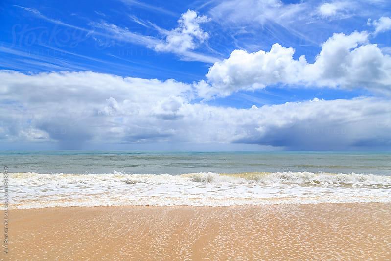 Brazilian Summer Beaches by Yuri Barichivich for Stocksy United