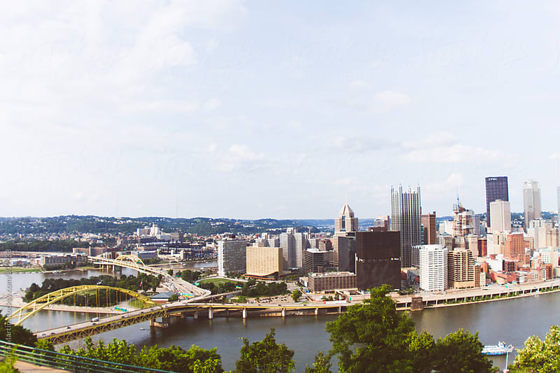 Pittsburgh by Chris Martin for Stocksy United