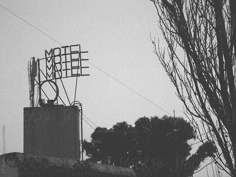 Motel⁴ by Eric Bowley for Stocksy United