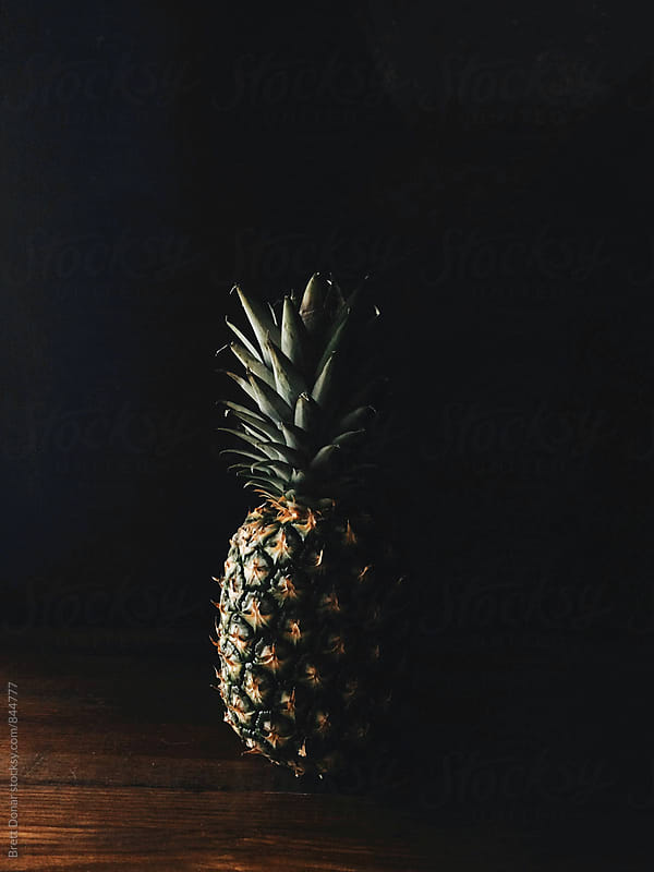 Pineapple by Brett Donar for Stocksy United