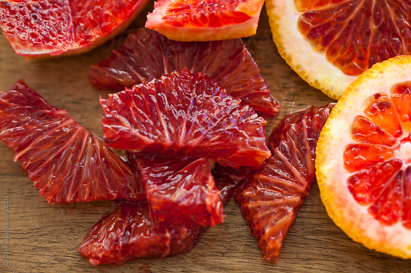 Blood Oranges by Jill Chen for Stocksy United