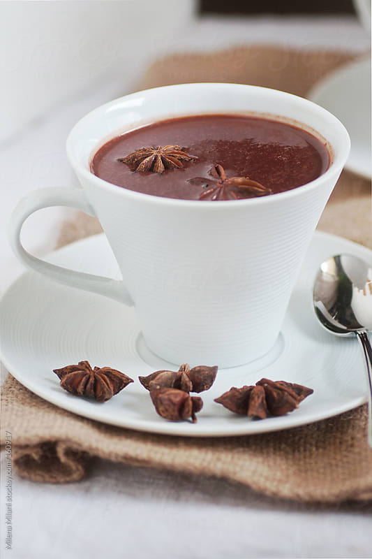 Hot chocolate  by Milena Milani for Stocksy United