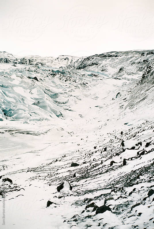 Winter in Iceland by Sam Burton for Stocksy United