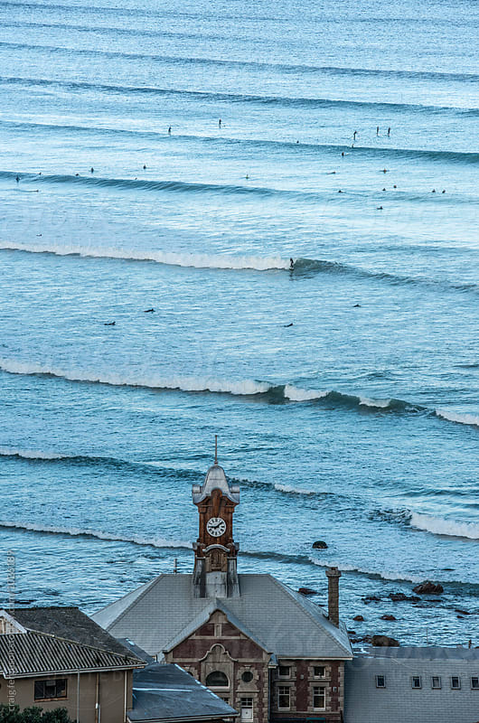 Time for a Surf by craig ferguson for Stocksy United