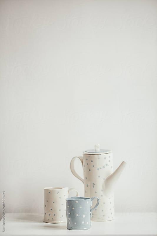 Tea Set by Lumina for Stocksy United