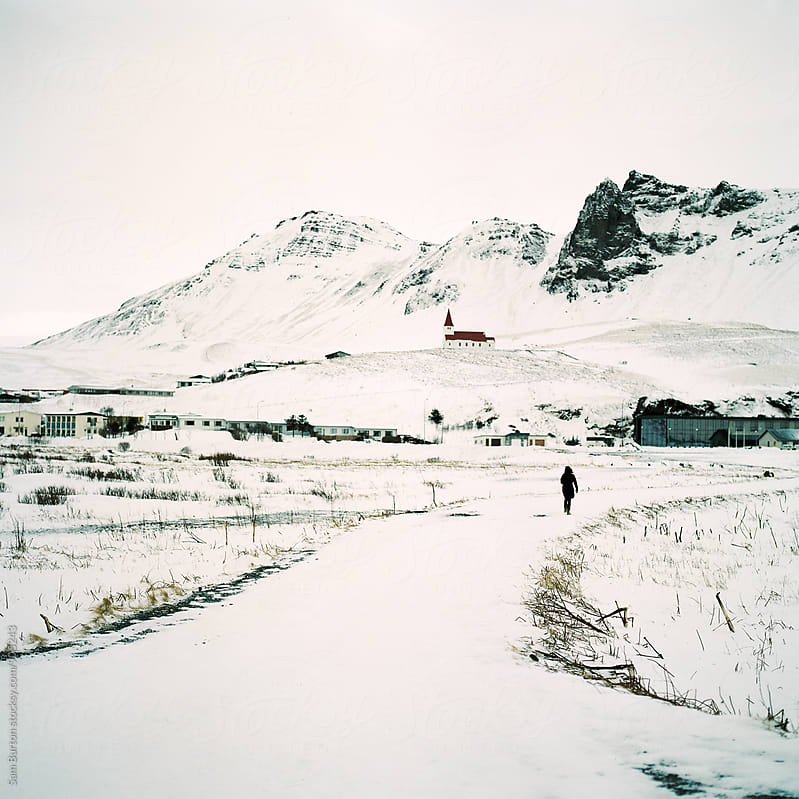Winter in Iceland by Sam Burton for Stocksy United