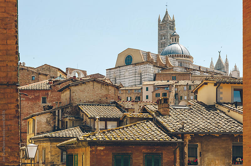 Siena, Italy by Jen Grantham for Stocksy United