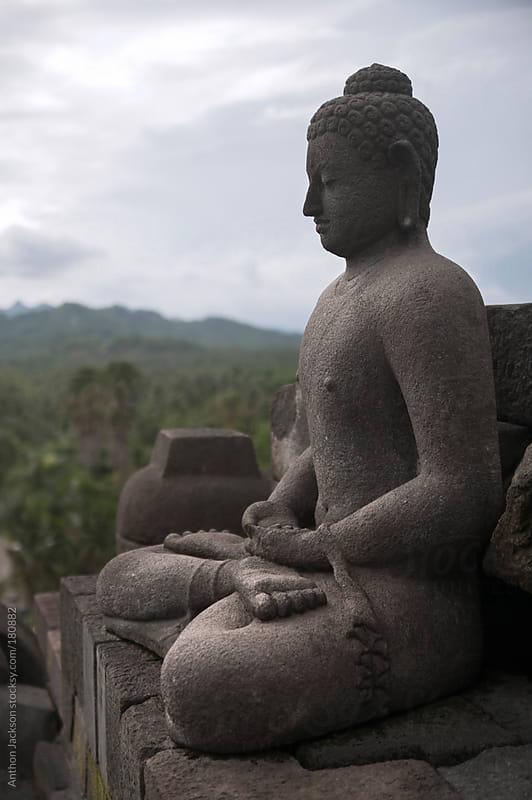 Borobudur by Anthon Jackson for Stocksy United