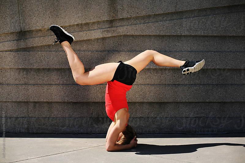 Fitness by Jeff Marsh for Stocksy United