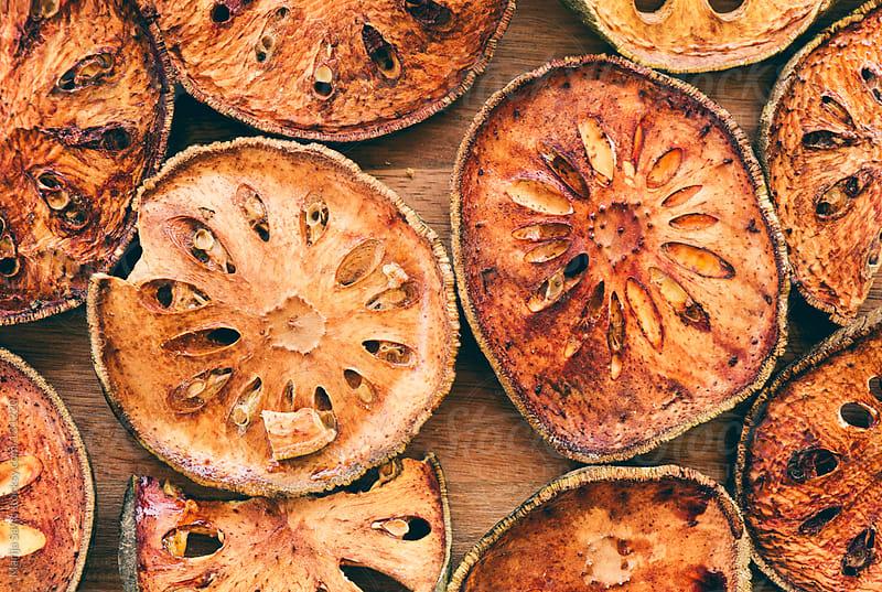 Bael fruit tea. by Marija Savic for Stocksy United