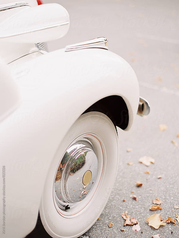 classic car by Kirill Bordon photography for Stocksy United