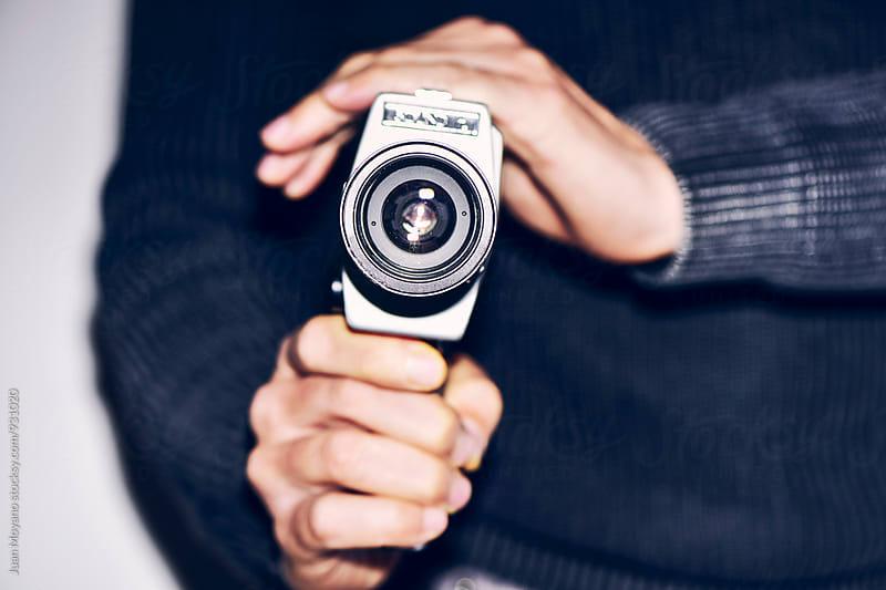 shooting  by Juan Moyano for Stocksy United