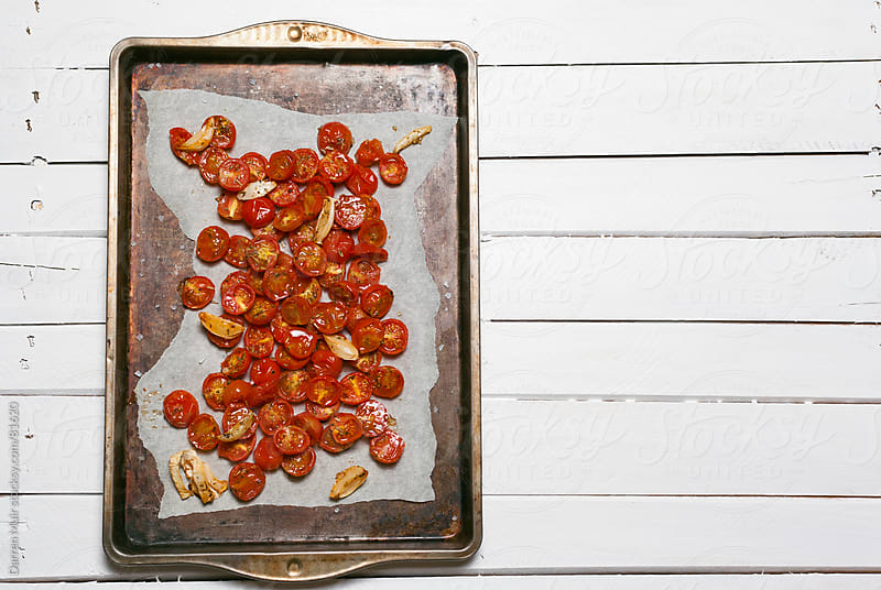 Roasted tomato. by Darren Muir for Stocksy United