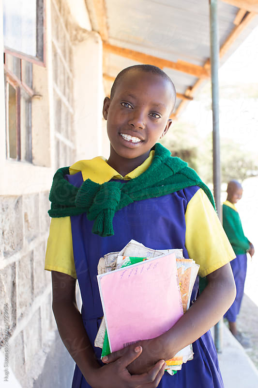 Primary School. Kenya by Hugh Sitton for Stocksy United