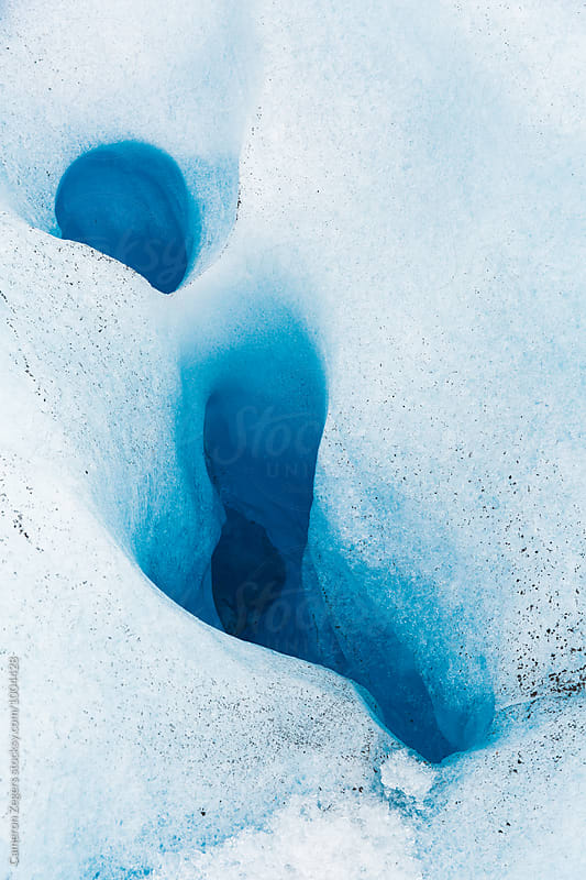 Mendenhall Glacier, Juneau Alaska by Cameron Zegers for Stocksy United