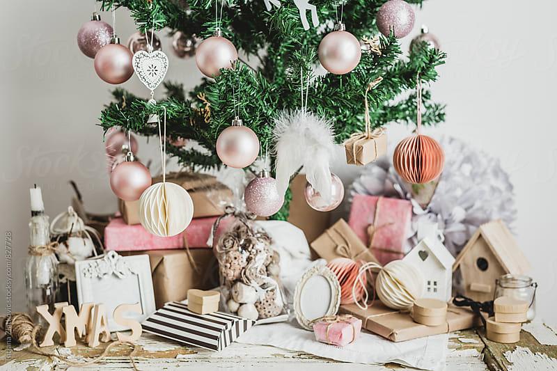 Christmas tree by Tatjana Zlatkovic for Stocksy United