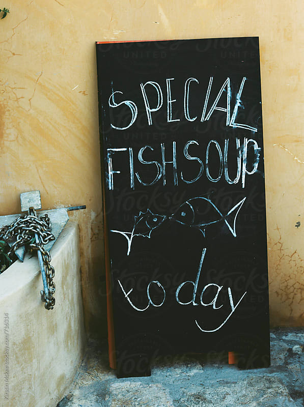 Fish Soup Today by Kirstin Mckee for Stocksy United
