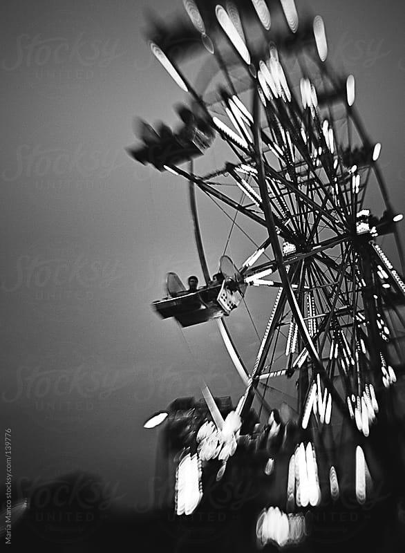 Ferrish Wheel by Maria Manco for Stocksy United