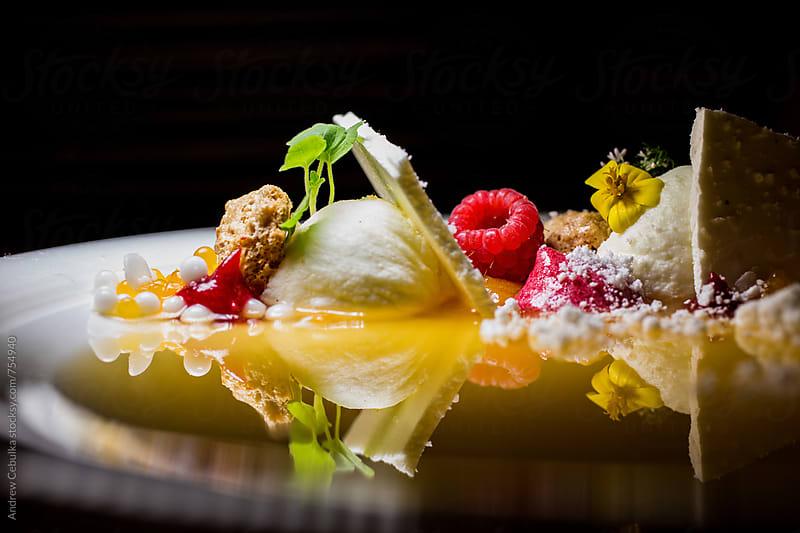 Dessert by Andrew Cebulka for Stocksy United
