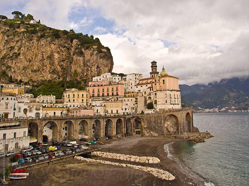 Atrani. Amalfi Coast. Italy by Travelpix for Stocksy United