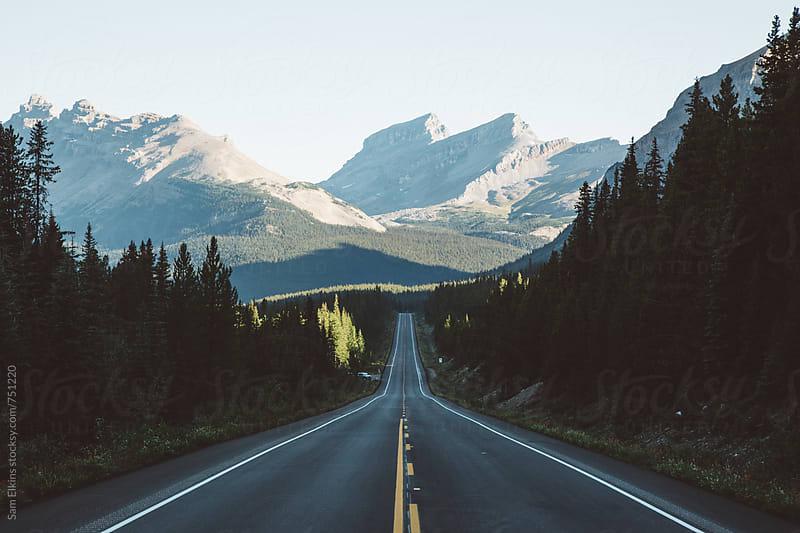 Alberta Road by Sam Elkins for Stocksy United
