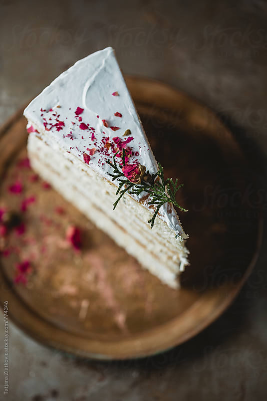 Cake by Tatjana Ristanic for Stocksy United