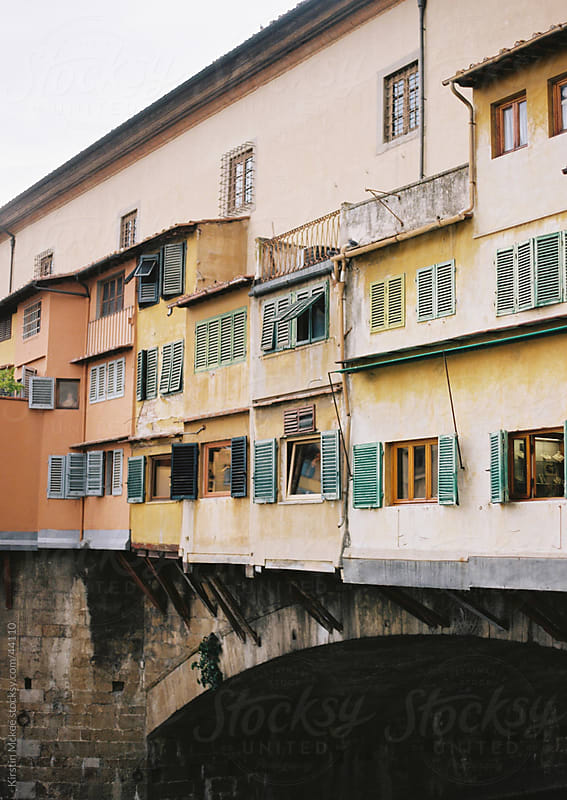 Ponte Vecchio by Kirstin Mckee for Stocksy United