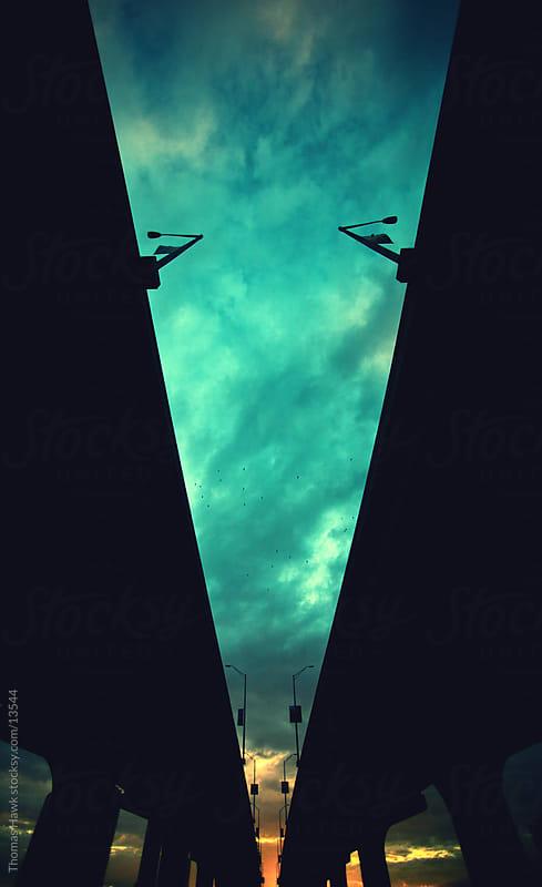 Underneath Miami Bridge by Thomas Hawk for Stocksy United