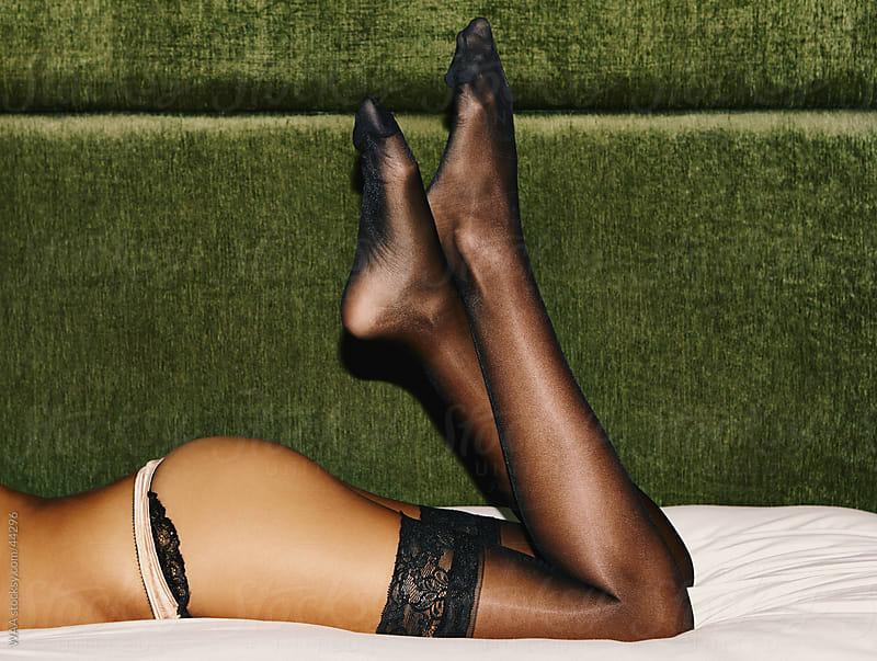 Female Legs by WAA for Stocksy United