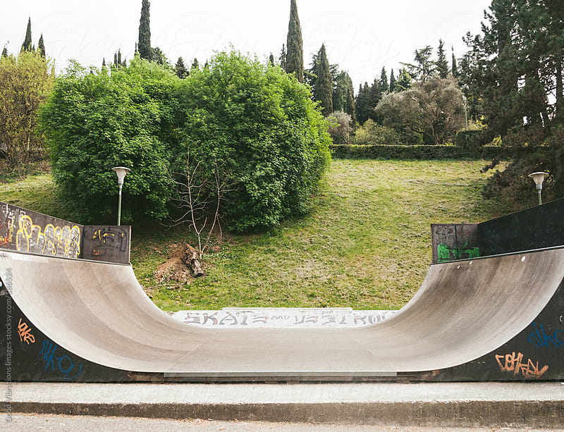 Skate Park by Good Vibrations Images for Stocksy United