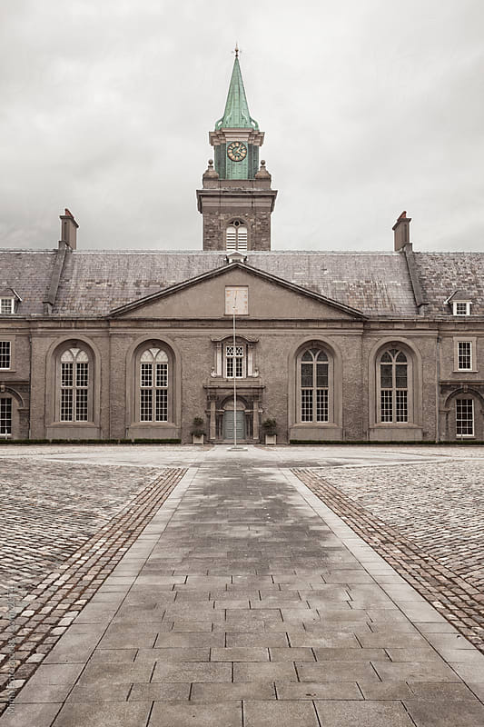 Irish Museum of Modern Art by Michael Zwahlen for Stocksy United