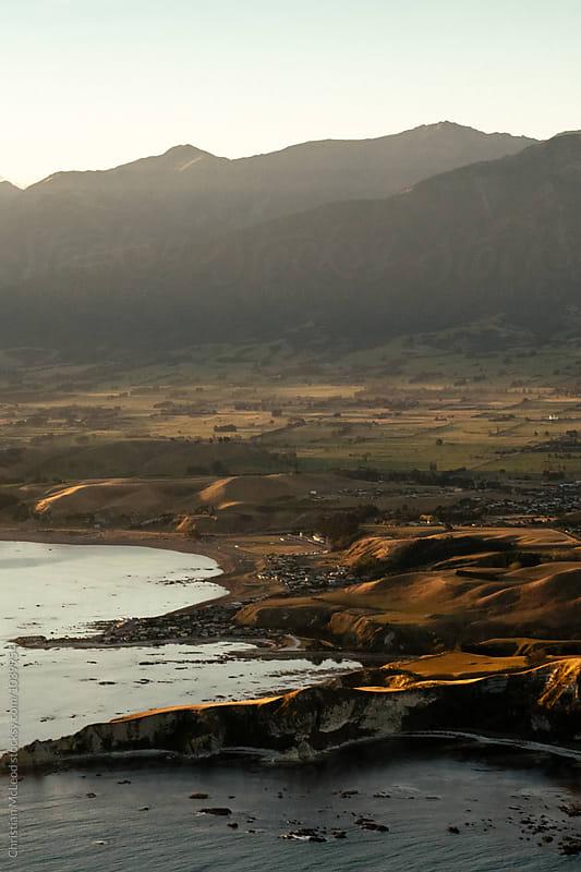 Hills of Kaikoura. by Christian McLeod for Stocksy United