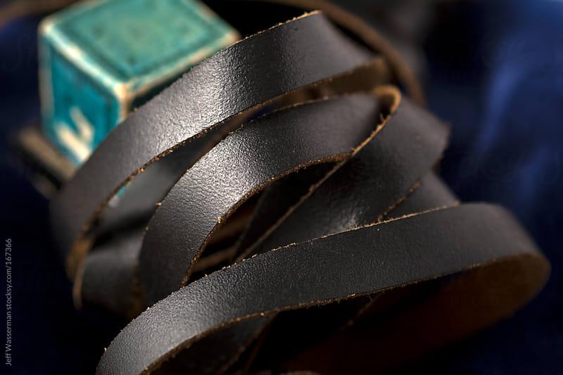 Antique Jewish Tefillin Bindings by Jeff Wasserman for Stocksy United