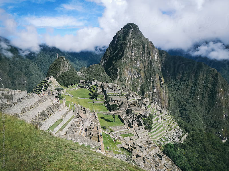 Lost City of the Incas by Aleksandra Jankovic for Stocksy United