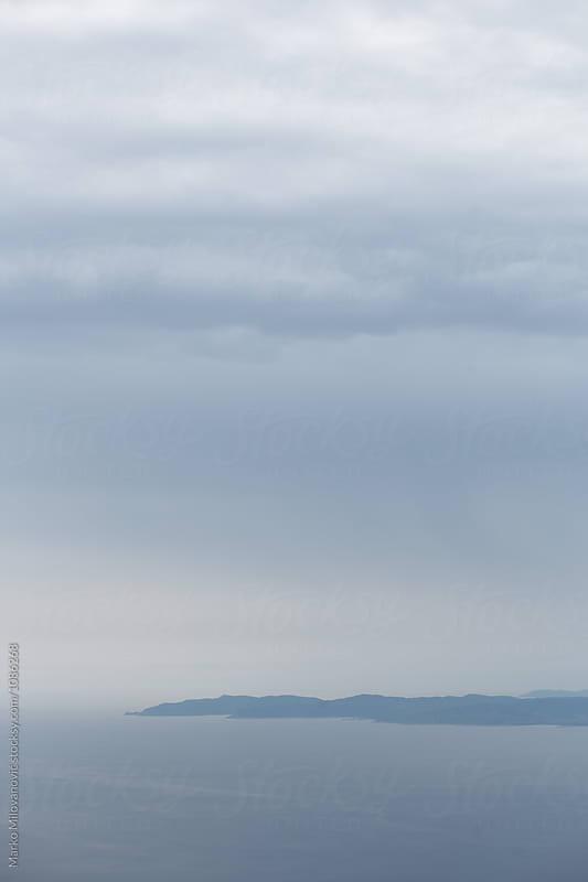 Island landscape by Marko Milovanović for Stocksy United