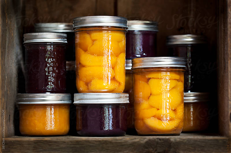 Jams and Preserves by Jill Chen for Stocksy United